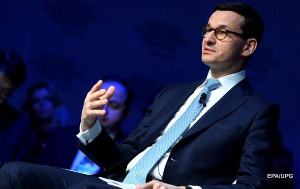 Премьер Польши: Россия − наша главная угроза