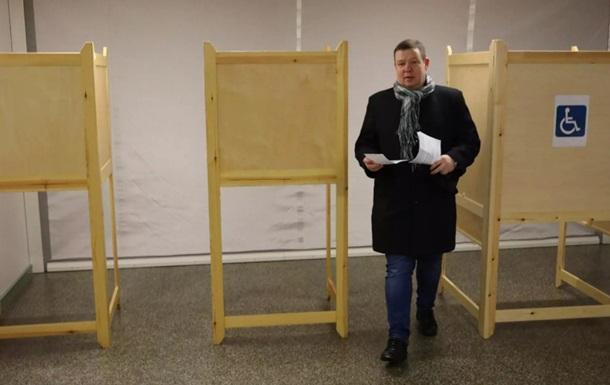 В Финляндии начались президентские выборы