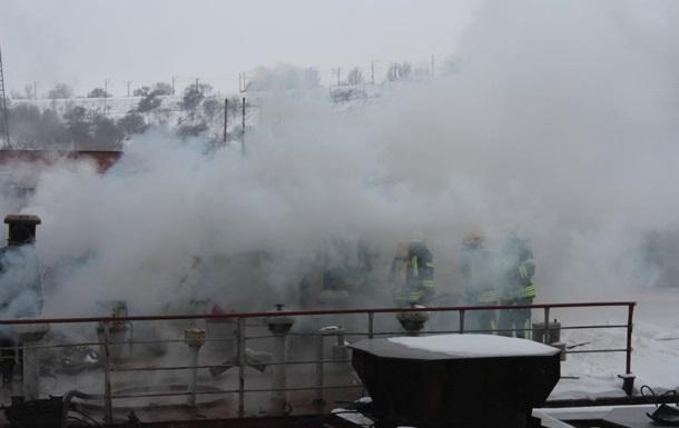У Запоріжжі три десятки пожежних гасили кран