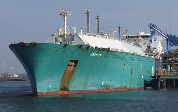 Перший танкер з російським газом прибув в США