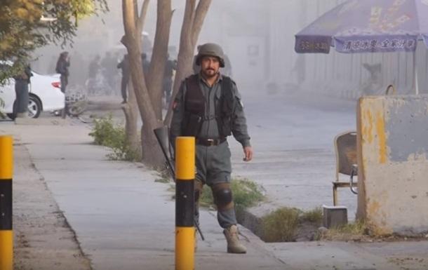 Боевики напали на военную академию в Кабуле