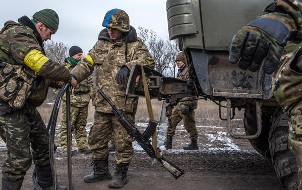 Доба в АТО: сепаратисти чотири рази відкривали вогонь