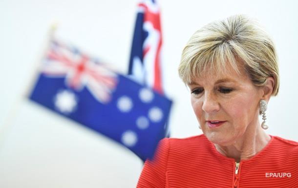 РФ и Китайская республика непредставляют военной угрозы для страны— руководитель МИД Австралии