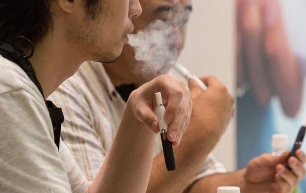 У США визнали, що  бездимні  сигарети несуть менший ризик