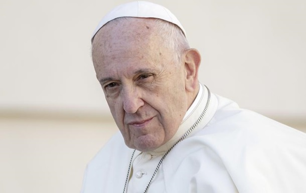Папа Римський назвав українських жінок героїнями