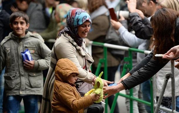 Німеччина завершує прийом біженців за перерозподілом з Італії та Греції