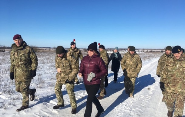 Британці підготували майже 7000 українських військових - посол