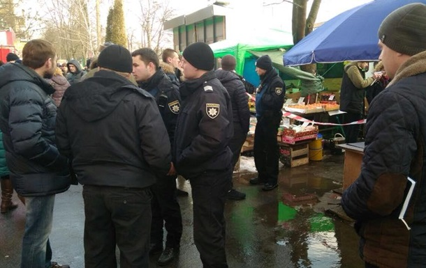 В Киеве застрелили мужчину, еще один ранен