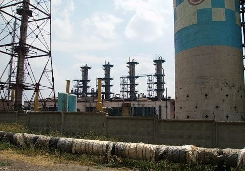 Горловский химический завод: что скрывается за разрушенными стенами?