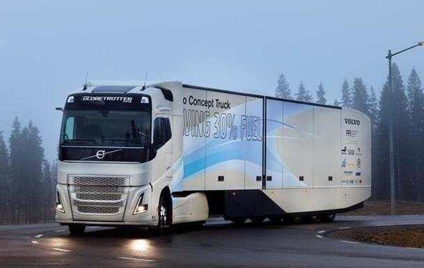 Volvo выпустит конкурента электрогрузовику Tesla