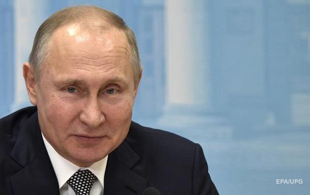 Стало известно, сколько Путин потратил на выборы