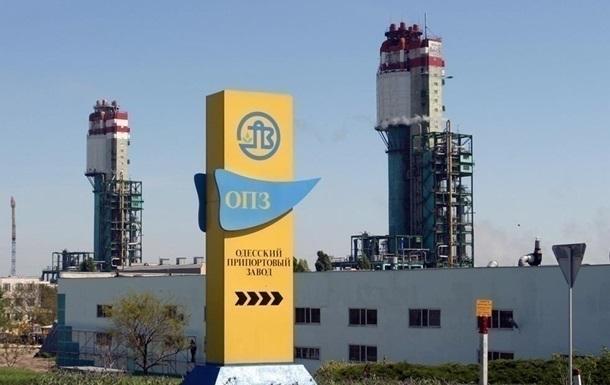 Одеський припортовий завод запустив виробництво