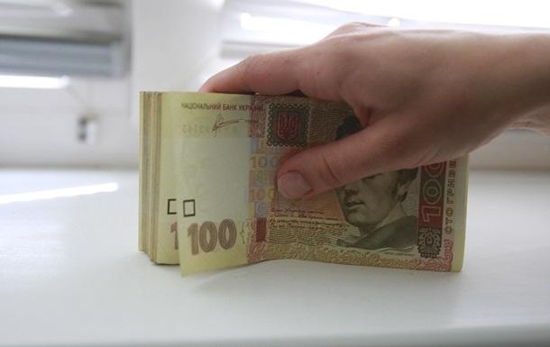 В Україні середня зарплата зросла майже до дев яти тисяч