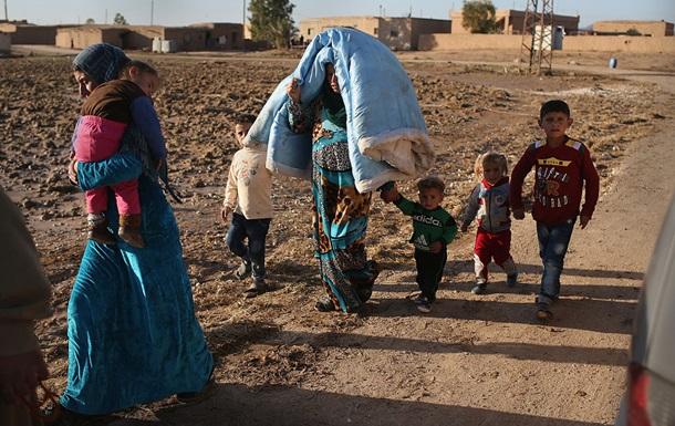 Сирійські курди заявили, що Туреччина бомбардує мирне населення