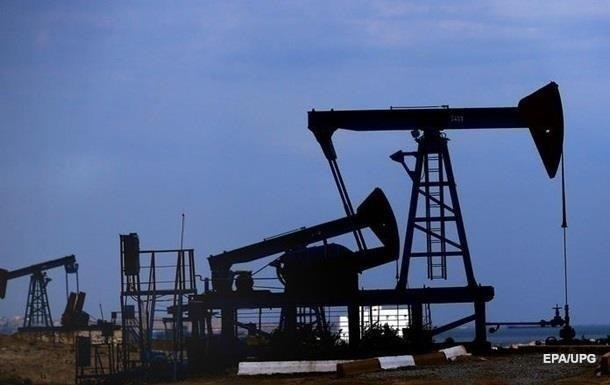Ціна на нафту опустилася нижче за 69 доларів