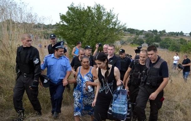 В Одесской области цыгане судятся с полицией и сельским головой