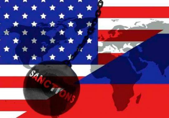 Санкционный список США против России направлен на Запад