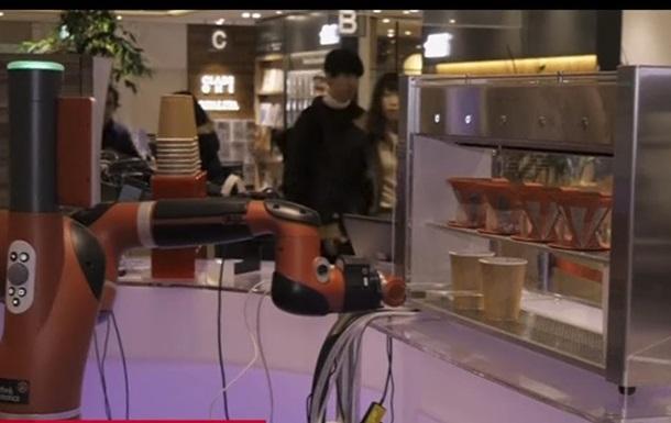 У японському кафе роботи робитимуть каву