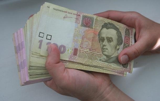 В одном из банков Киева изъяли крупную партию фальшивых гривен