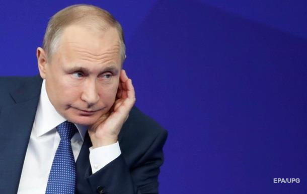 Путін назвав недоумком інформатора антидопінгового комітету