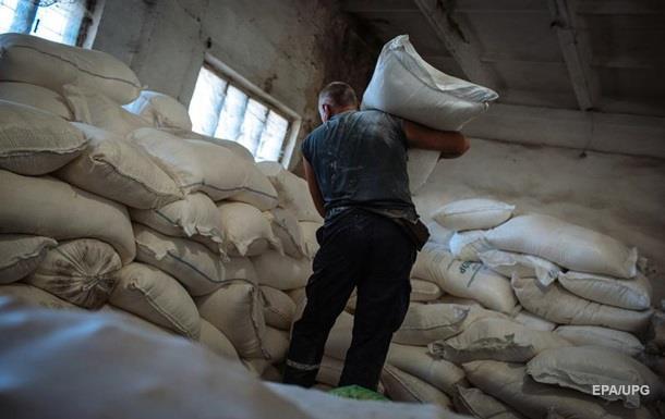 У ДНР заявили, що почали експортувати борошно в Росію