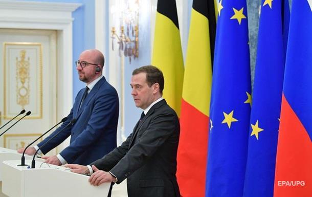 ЄС проти антиросійських санкцій - прем єр Бельгії