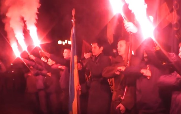 В Івано-Франківську присягалися націоналісти