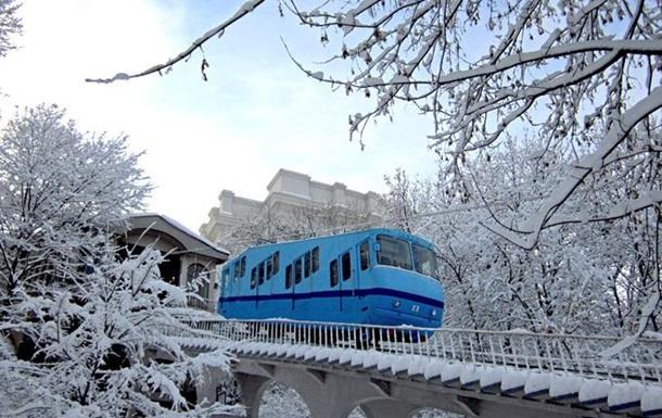 У Києві закрили фунікулер