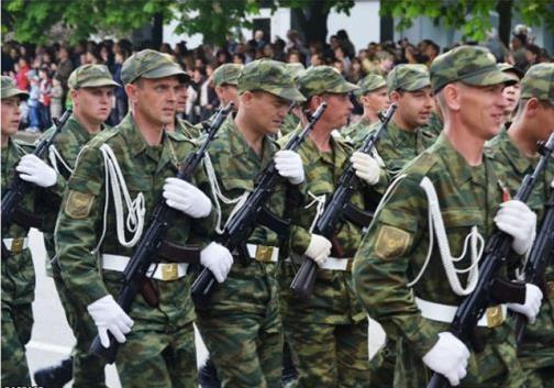 Престиж армии ЛНР!!! ***Разительные перемены***