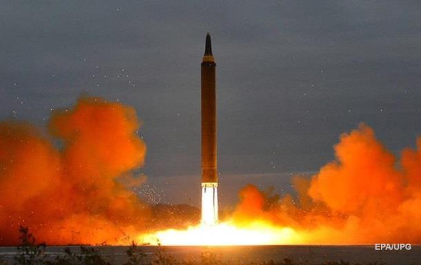 У Росії розповіли про ракети Північної Кореї