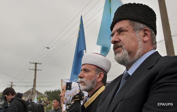 Чубаров: Без применения силы Крым не вернуть