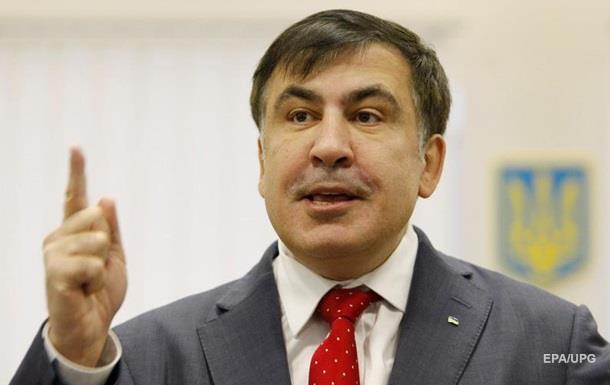 Саакашвили вызывают на допрос по делу экс-беркутовцев
