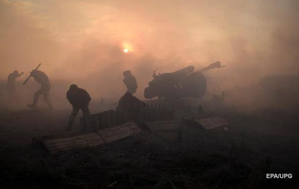 В зоне АТО из-за обстрела погиб украинский боец