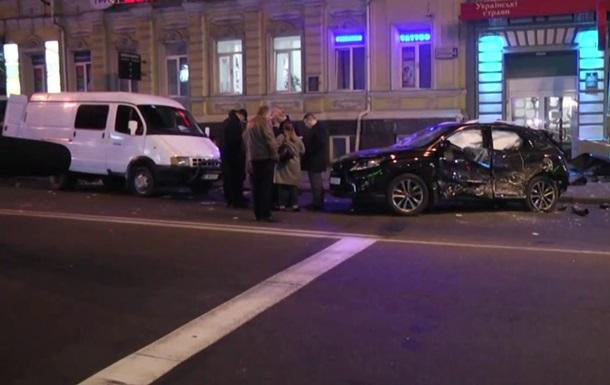 ДТП у Харкові: поліція завершила розслідування