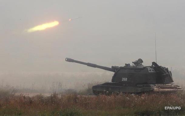Росія проводить військові навчання в Придністров ї