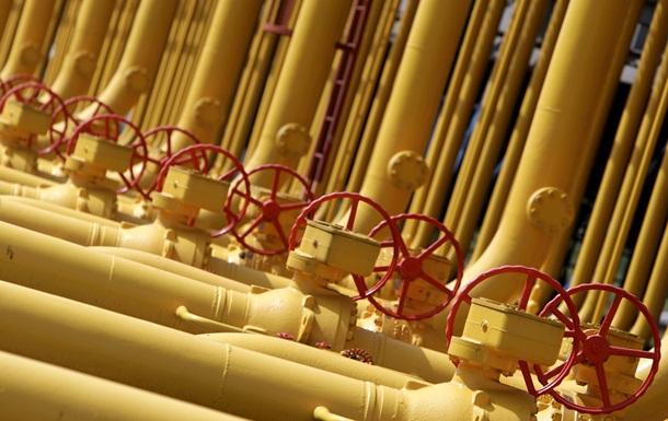 Україна за рік наростила імпорт газу з ЄС на третину