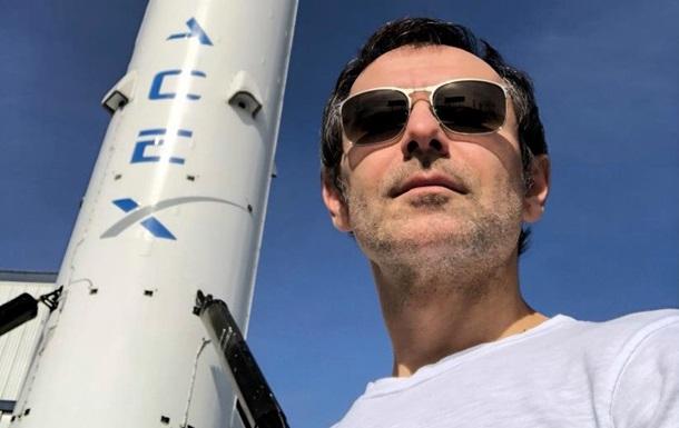 Вакарчук відвідав SpaceX