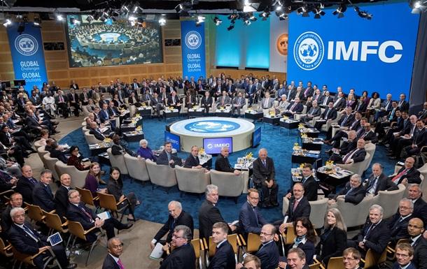 МВФ назвал условия возобновления финансирования Украины