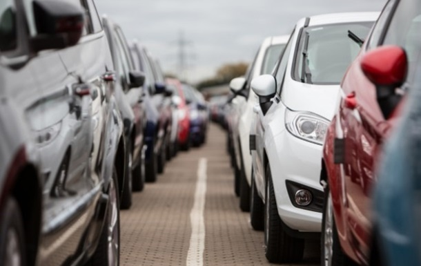 В Украине выросли продажи новых авто
