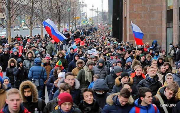 Російське громадянство за рік отримали 85 тисяч українців