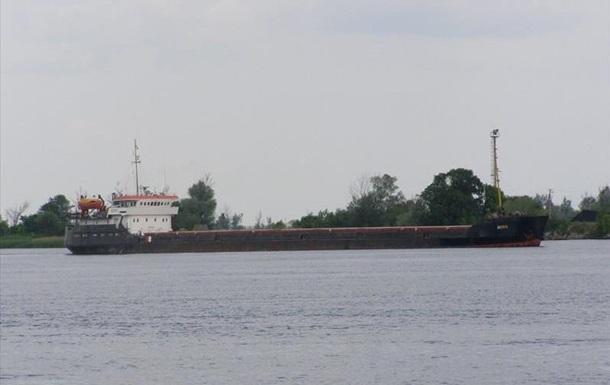 Судно с украинскими моряками потерпело крушение возле Крыма
