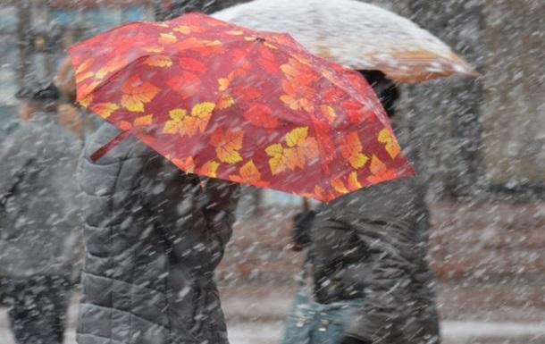 У Києві погіршиться погода