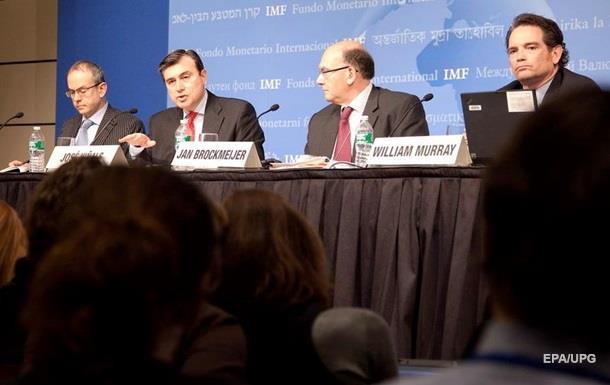 МВФ не знає, коли відправить місію в Україну