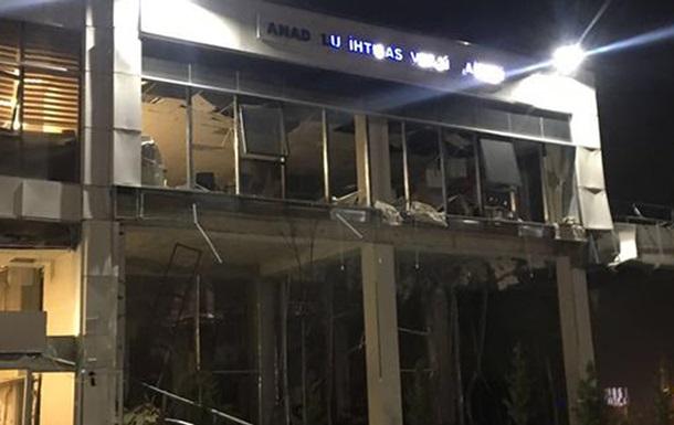 Турецька влада назвала вибух в Анкарі диверсією
