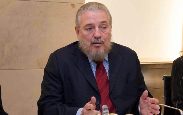 Сын Фиделя Кастро совершил самоубийство