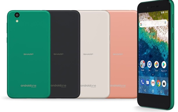 iPhone 5C повертається: Sharp випустили копію  яблука