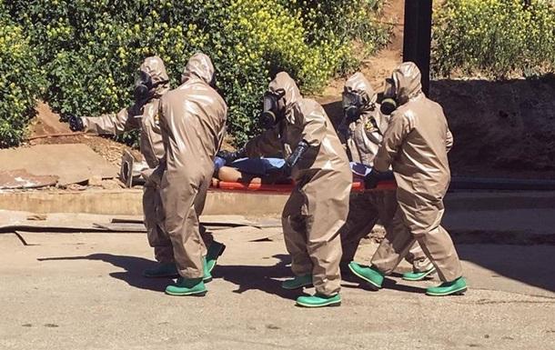 США підозрюють режим Асада у розробці нової хімічної зброї