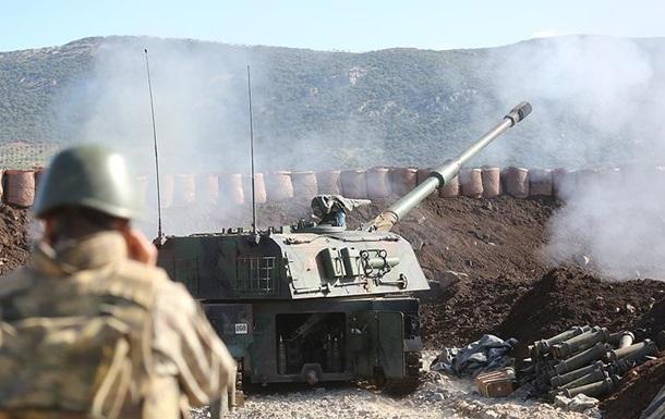 Туреччина заявила про ліквідацію 823 терористів у Сирії