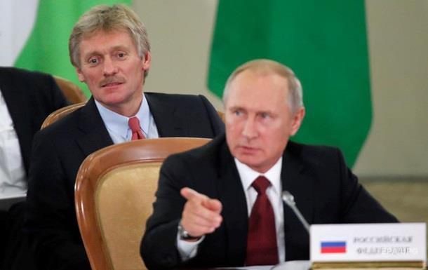 Пескову сделали замечание за путинскую агитацию