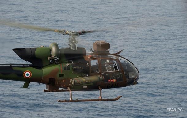 Во Франции потерпели крушение два военных вертолета, есть погибшие